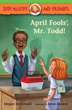 April Fools', Mr. Todd! book