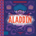Arabian Nights Aladdin and the Wonderful Lamp book