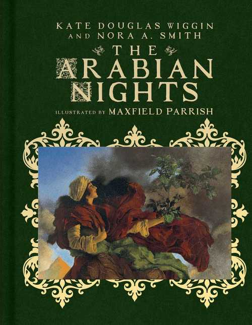 Arabian Nights book