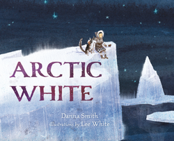 Arctic White book
