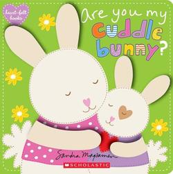 Are You My Cuddle Bunny? book