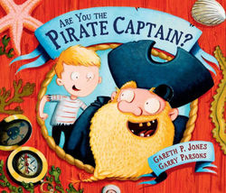 Are You the Pirate Captain? book