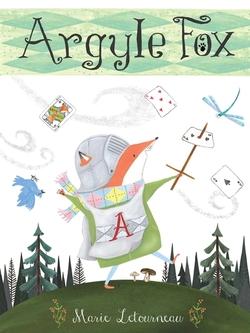 Argyle Fox book