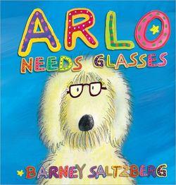 Arlo Needs Glasses book
