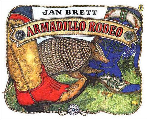 Armadillo Rodeo book