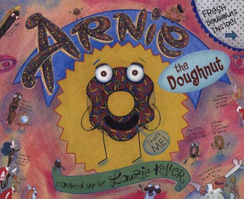 Arnie, the Doughnut book