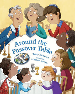 Around the Passover Table book