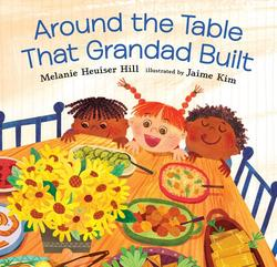 Around the Table That Grandad Built book