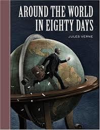 Around the World in Eighty Days (Sterling Unabridged Classics) book