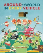 Around the World in Every Vehicle book