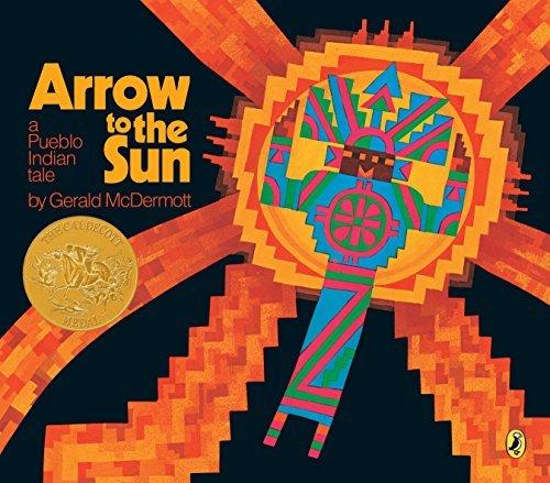 Arrow to the Sun book