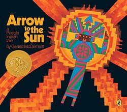 Arrow to the Sun book
