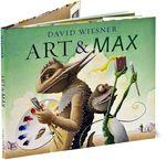 Art & Max book