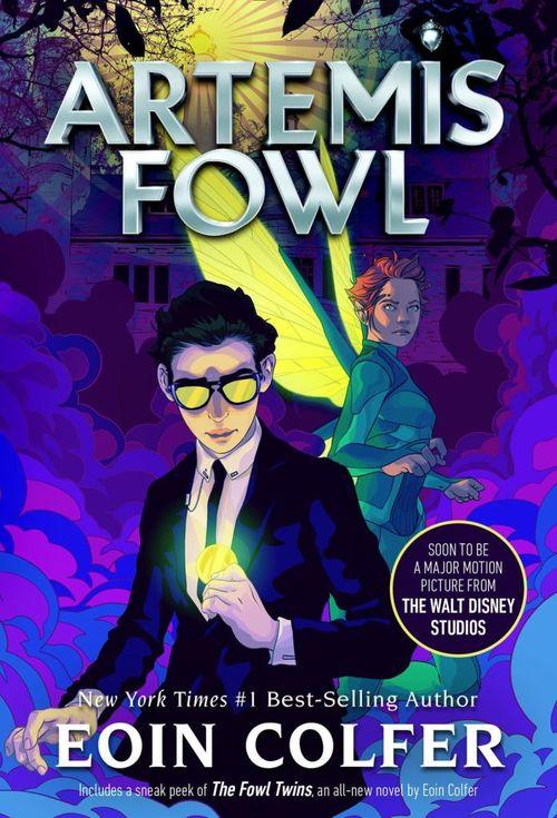 Artemis Fowl book