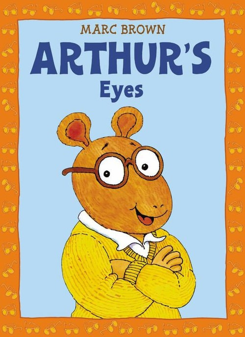 Arthur's Eyes book