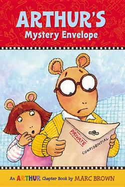 Arthur's Mystery Envelope: An Arthur Chapter Book book