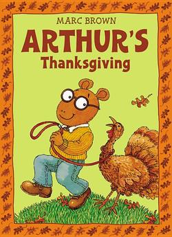 Arthur's Thanksgiving book