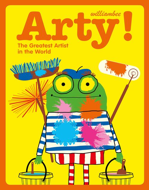 Arty book
