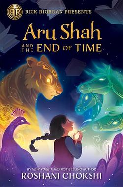 Aru Shah and the End of Time book