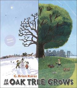 As an Oak Tree Grows book