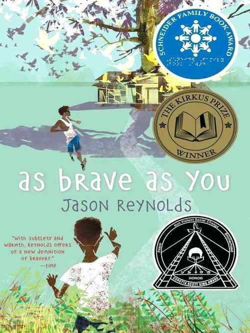 As Brave As You book