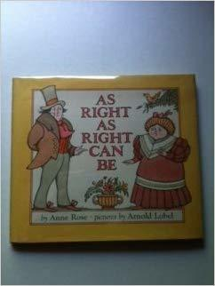 As Right as Right Can Be book