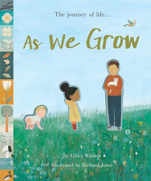 As We Grow book