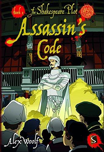 Assassin's Code book