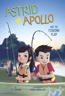 Astrid and Apollo and the Fishing Flop book