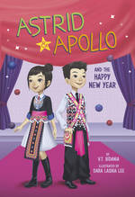 Astrid and Apollo and the Happy New Year book