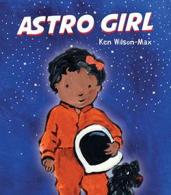 Astro Girl book