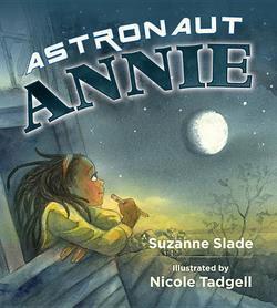 Astronaut Annie book