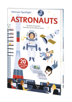 Astronauts book