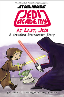 At Last, Jedi book