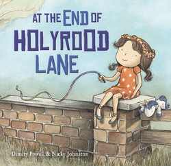 At the End of Holyrood Lane book
