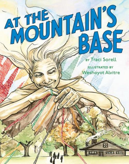 At the Mountain's Base book