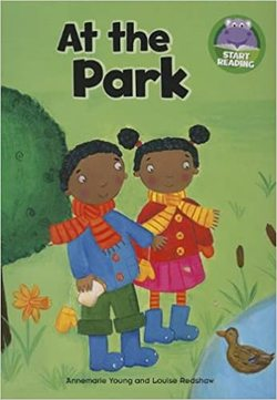 At the Park book