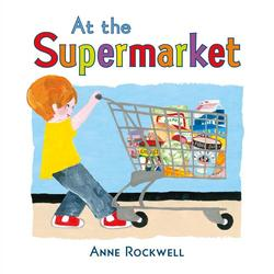 At the Supermarket book