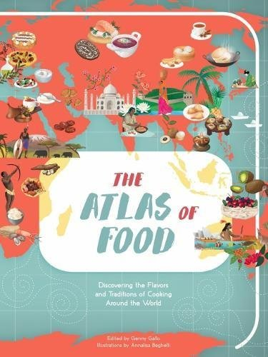 Atlas of Food book