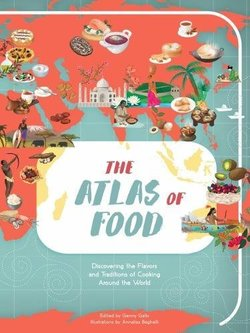 Atlas of Food book