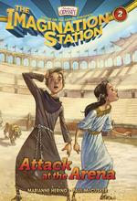 Attack at the Arena book