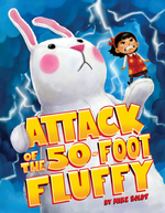 Attack of the 50-Foot Fluffy book