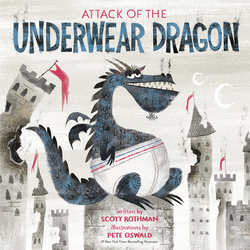 Attack of the Underwear Dragon book