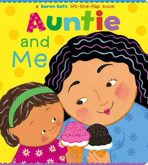 Auntie and Me Book