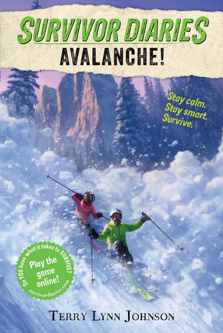 Avalanche! book