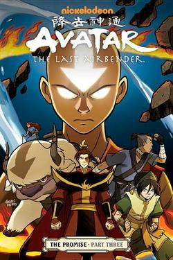 Avatar: The Last Airbender - The Promise Part 3 book
