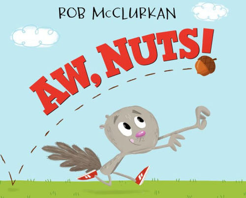 Aw, Nuts! Book