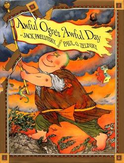 Awful Ogre's Awful Day book