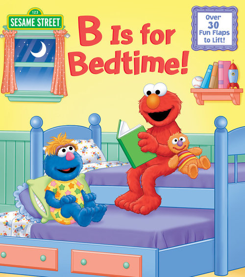 B Is for Bedtime! book