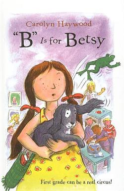 """""""B"""" Is for Betsy book"""